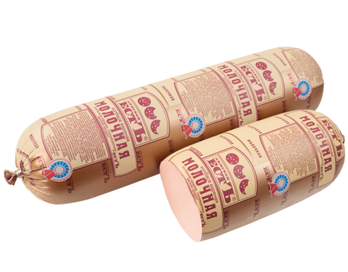 Колбаса вареная Молочная — Естъ